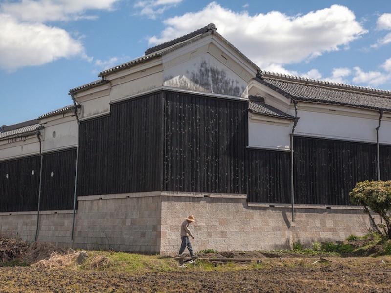 淀川流域で見られる水防建築「段蔵」