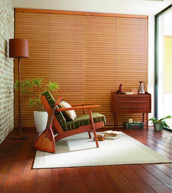 カラーバリエーションも豊富 室内を彩る横型ブラインド