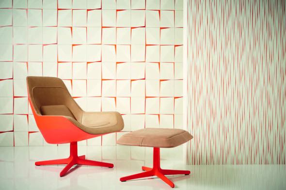 ドイツ・Werner Aisslingerによるデザインの壁紙