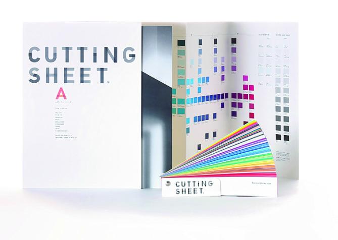 カッティングシート®の無彩色・低彩度色が充実、全215色に