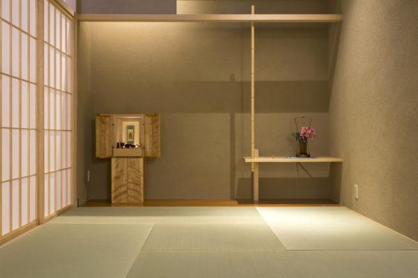 仏壇から新たな祈りの空間を提案