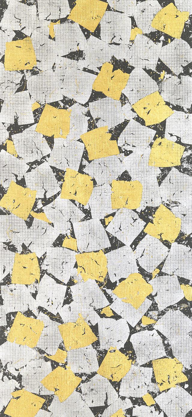 【FOCUS 5/7】ほんものの箔で彩られた和のアート壁紙