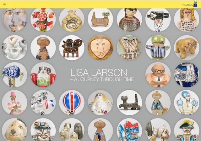 特別展「リサ・ラーソン―創作と出会いをめぐる旅」