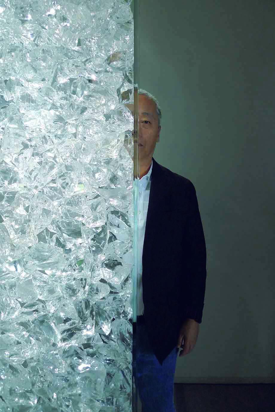 京都市京セラ美術館開館記念展「杉本博司 瑠璃の浄土」 © Sugimoto Studio