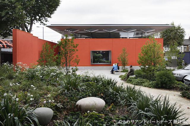 マギーズセンターの建築と庭 ―本来の自分を取り戻す居場所―
