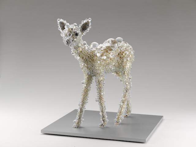 名和晃平《PixCell-Bambi #10》