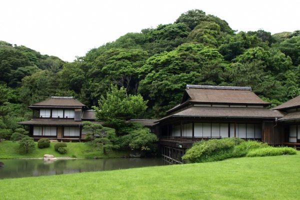 横浜 三溪園「臨春閣―建築の美と保存の技―」