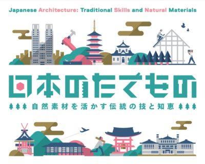 3館連動展「日本のたてもの」バナー