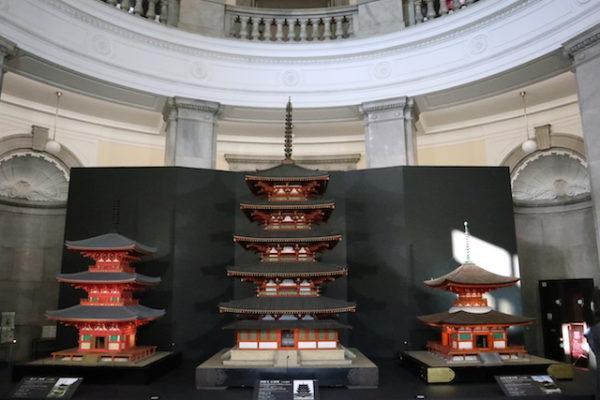 東京国立博物館 表慶館 特別展「日本のたてもの ―自然素材を活かす伝統の技と知恵」