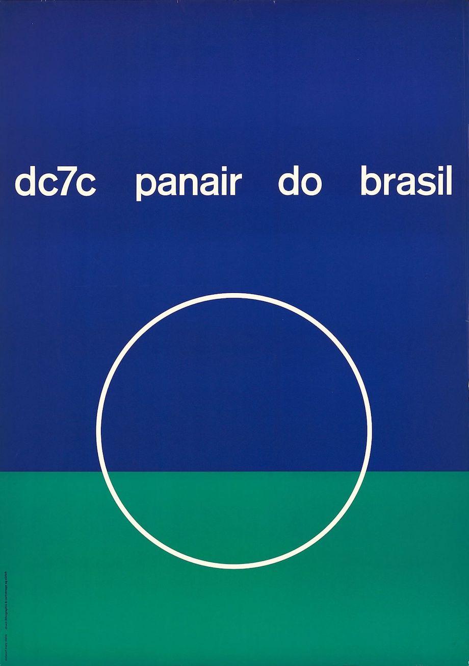 メアリー・ヴィエイラ《パンエア・ド・ブラジル航空 DC7C機/パンエア・ド・ブラジル》