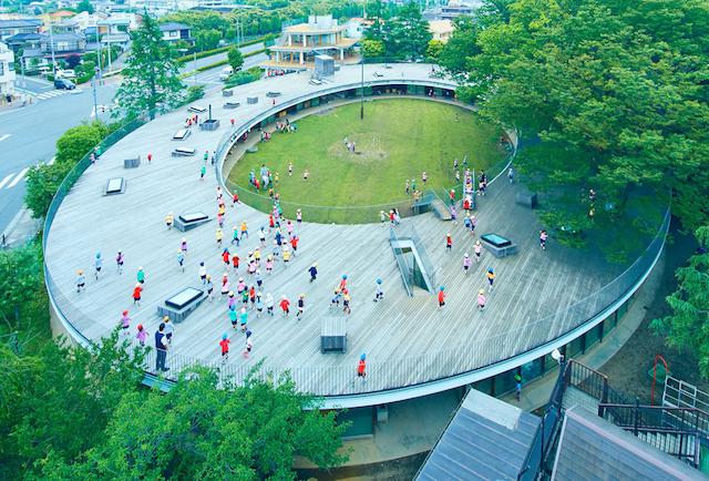 佐藤可士和展 / 「ふじようちえん」リニューアルプロジェクト トータルプロデュース 2007年