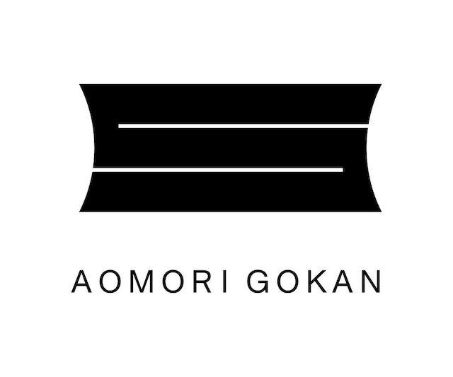 「AOMORI GOKAN」プロジェクト ロゴ