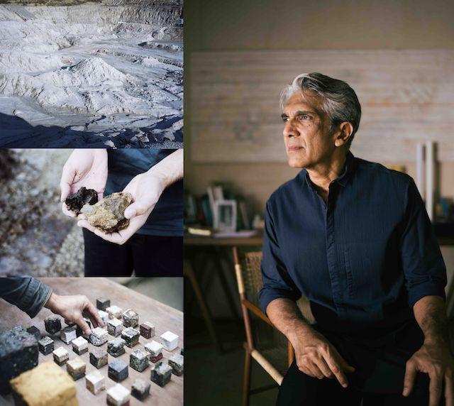 "MINO SOIL ""Archeology of Mino"" in Collaboration with Studio Mumbai"""