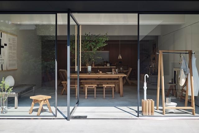 「Karimoku Commons Tokyo」外観
