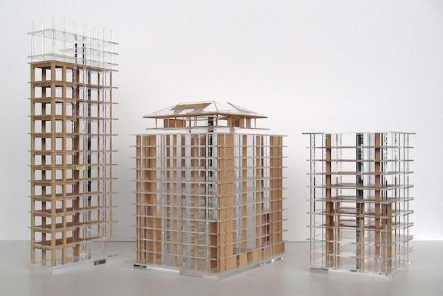 竹中大工道具館企画展「CLT―未来をつくる木のイノベーション」